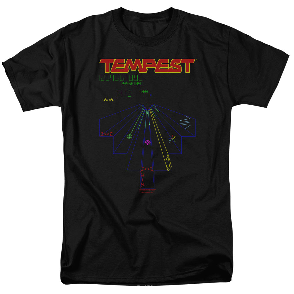 Atari Tempest Screen Video Game T-Shirt