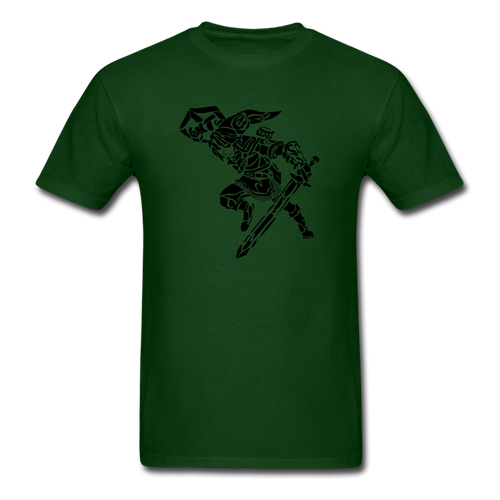 new shirt zelda 21311 - forest green