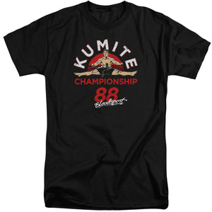 Bloodsport Championship 88 Big & Tall Movie T-Shirt