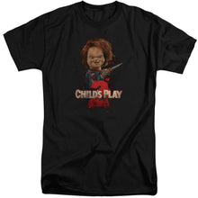 Load image into Gallery viewer, Childs Play 2 Heres Chucky Big & Tall Movie T-Shirt