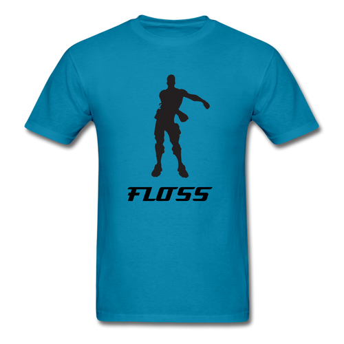 new shirt fort 121 - turquoise