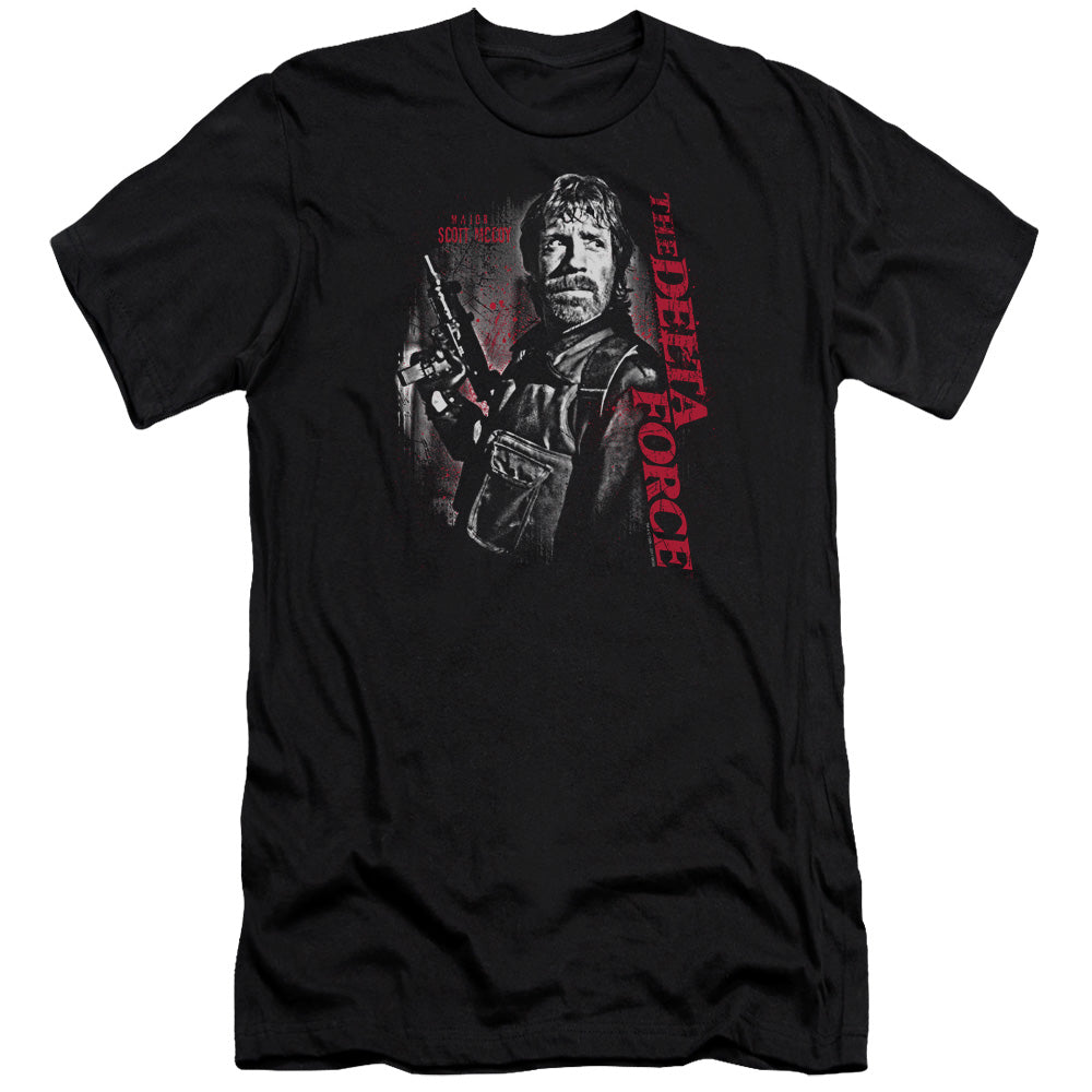 Delta Force Black Ops Premium Canvas Jersey Movie T-Shirt