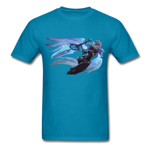 new shirt league 22331144 - turquoise