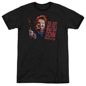 Childs Play 3 Good Guy Heather Movie T-Shirt