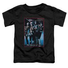 Load image into Gallery viewer, Kiss Spirit Of 76 Toddler Band T-Shirt