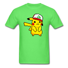 Load image into Gallery viewer, new shirt poke - kiwi