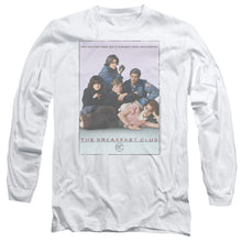 Load image into Gallery viewer, Breakfast Club Bc Poster Long Sleeve Movie T-Shirt
