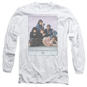 Breakfast Club Bc Poster Long Sleeve Movie T-Shirt