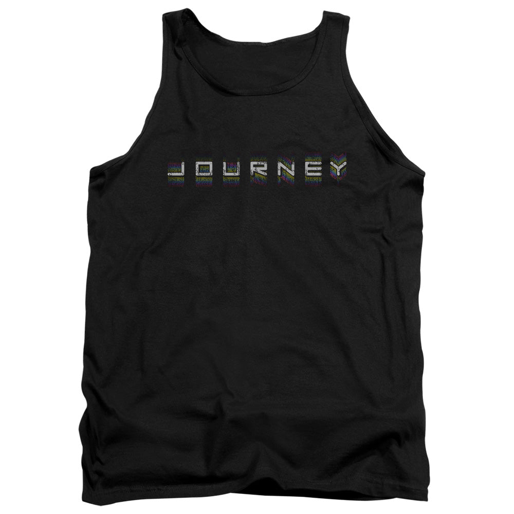 Journey Repeat Logo Band Tank