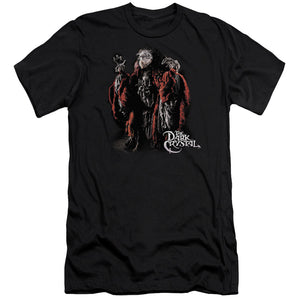 Dark Crystal Skeksis Premium Canvas Jersey Movie T-Shirt