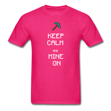 Load image into Gallery viewer, new shirt mine - fuchsia