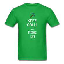 Load image into Gallery viewer, new shirt mine - bright green