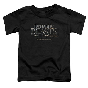 Fantastic Beasts Logo Toddler Movie T-Shirt