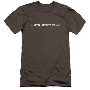 Journey Logo Premium Canvas Jersey    Band T-Shirt