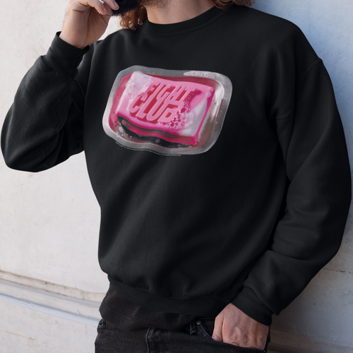 Fight Club Soap Crewneck Movie Sweatshirt