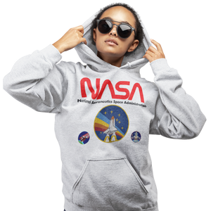 NASA Space Shuttle Limited Edition Hoodie Sweatshirt