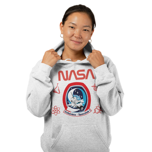 NASA Columbia Space Lab 1 Commemorative Hoodie Sweatshirt