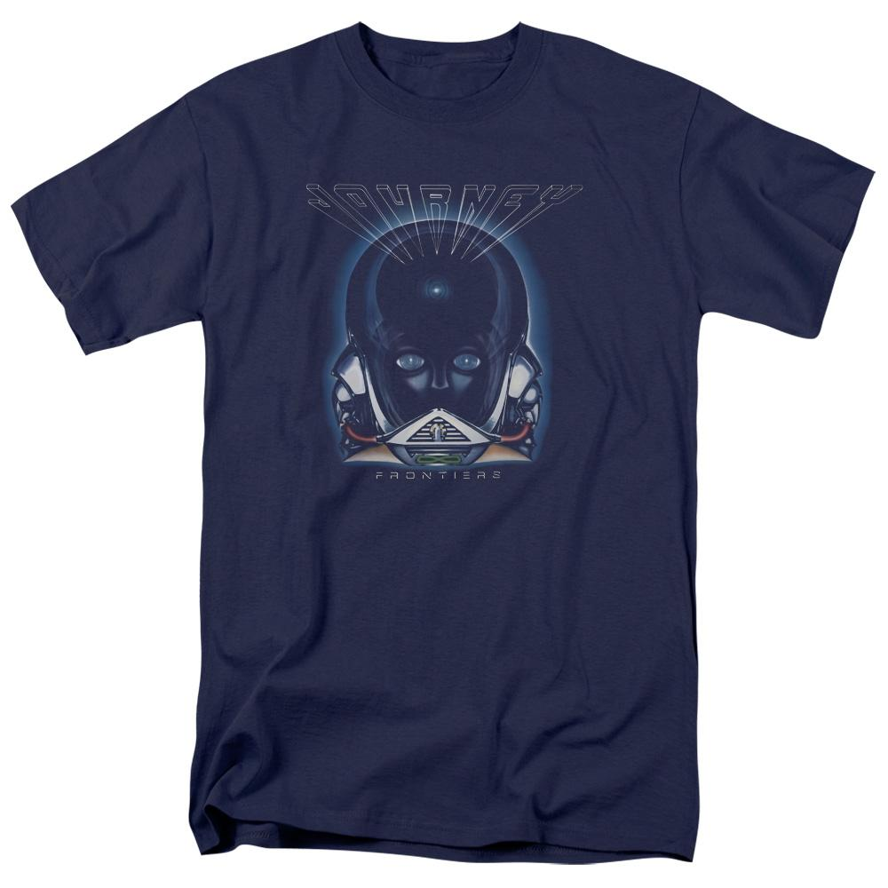 Journey Frontiers Cover Band T-Shirt