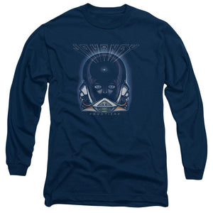 Journey Frontiers Cover Long Sleeve Band T-Shirt