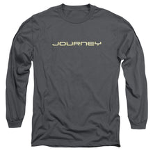 Load image into Gallery viewer, Journey Logo Long Sleeve Band T-Shirt