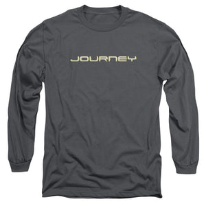 Journey Logo Long Sleeve Band T-Shirt