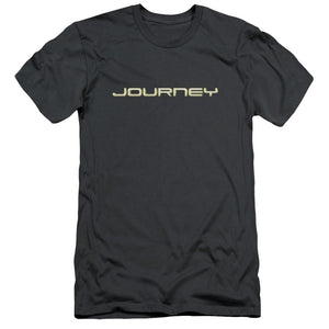 Journey Logo Slim Fit Band T-Shirt