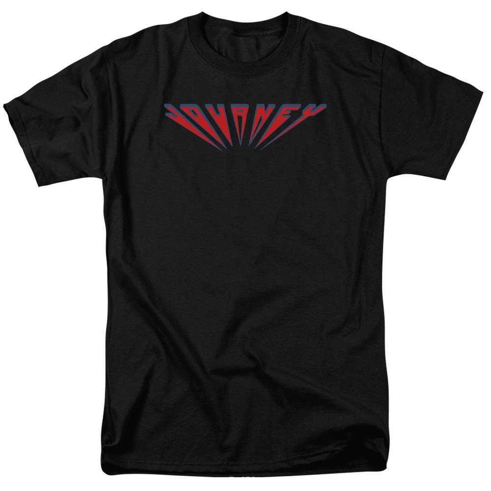 Journey Perspective Logo Band T-Shirt