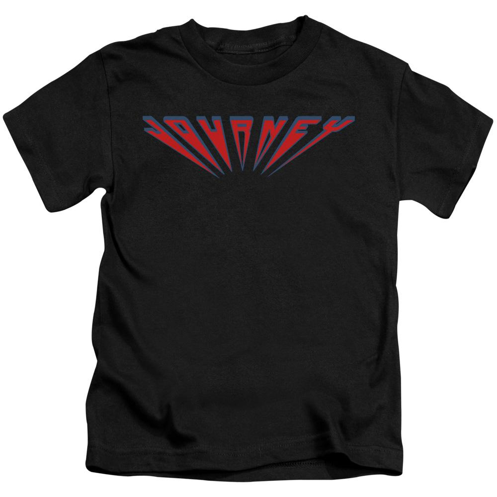 Journey Perspective Logo Kid's Band T-Shirt