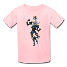 Load image into Gallery viewer, Kit Fortnite Kid's Video Game T-Shirt - pink