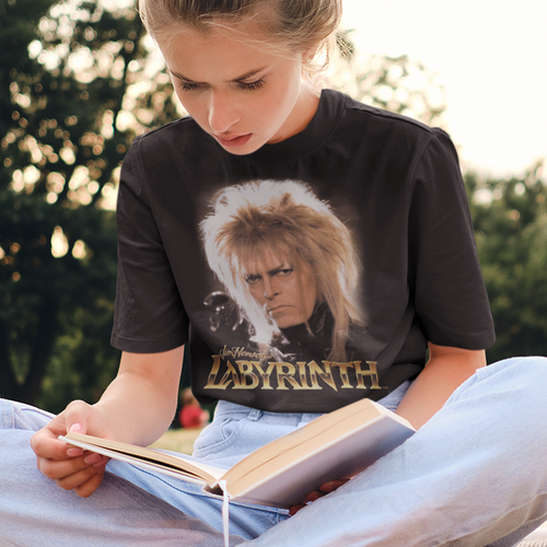 Labyrinth Jareth Movie T-Shirt