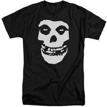 Load image into Gallery viewer, Misfits Fiend Skull Big & Tall Band T-Shirt