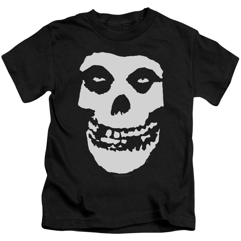 Misfits Fiend Skull Kids' Band T-Shirt