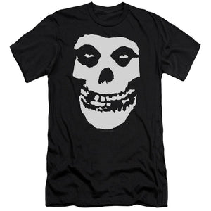 Misfits Fiend Skull  Slim Fit Band T-Shirt