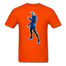 Load image into Gallery viewer, Ninja Fortnite Video Game T-Shirt - orange