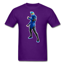 Load image into Gallery viewer, Ninja Fortnite Video Game T-Shirt - purple
