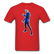 Load image into Gallery viewer, Ninja Fortnite Video Game T-Shirt - red