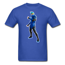 Load image into Gallery viewer, Ninja Fortnite Video Game T-Shirt - royal blue