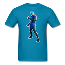 Load image into Gallery viewer, Ninja Fortnite Video Game T-Shirt - turquoise