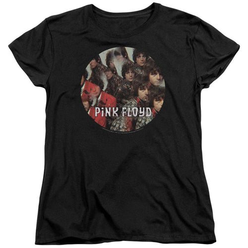 Pink Floyd The Piper At The Gates Of Dawn Women's Band T-Shirt