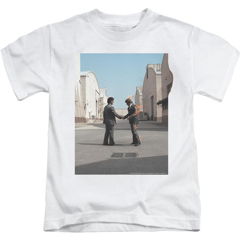 Pink Floyd Wish You Were Here Kids' Band T-Shirt