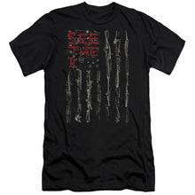 Load image into Gallery viewer, Seether Bone Flag Slim Fit Band T-Shirt