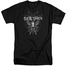 Load image into Gallery viewer, Seether Suffer Big & Tall Band T-Shirt