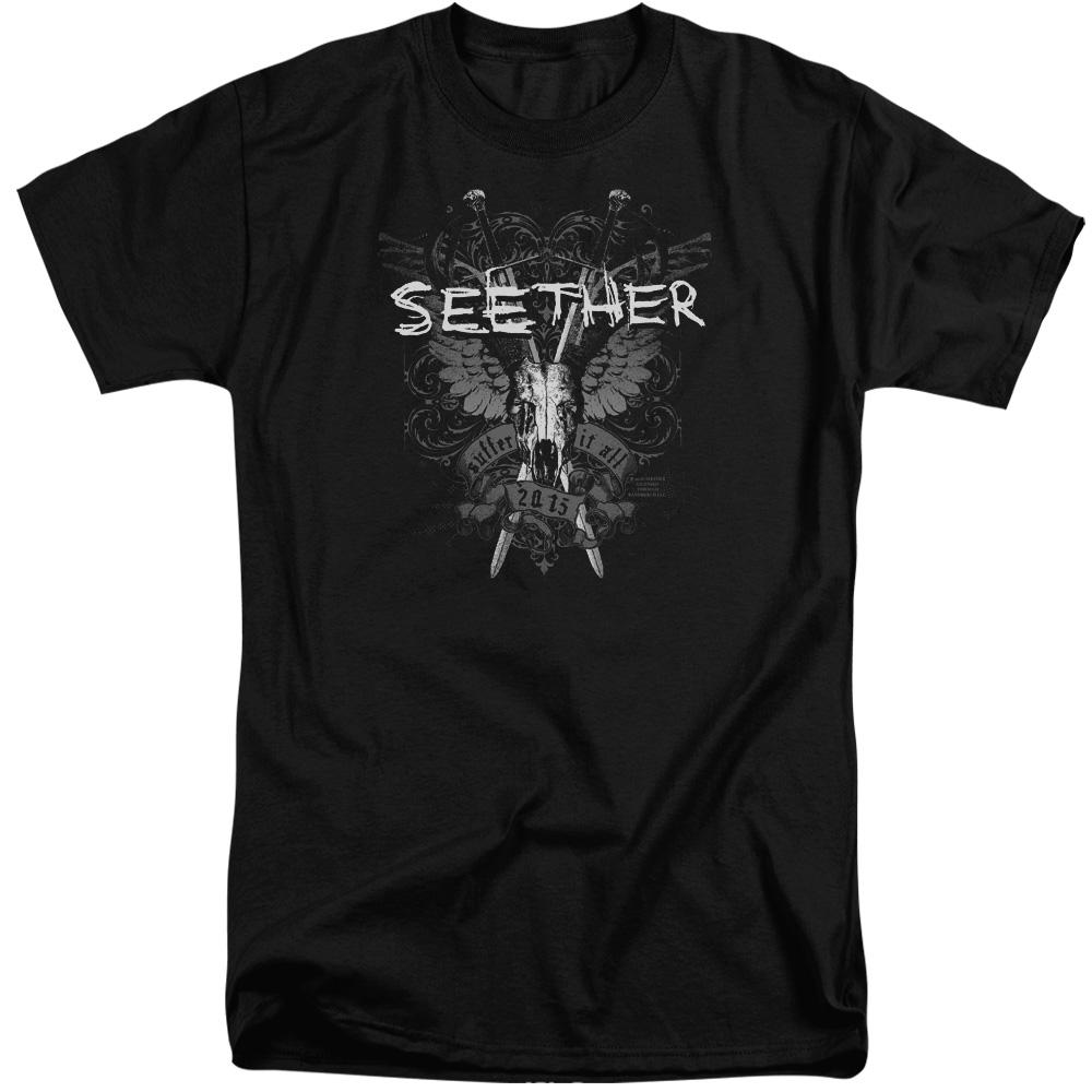 Seether Suffer Big & Tall Band T-Shirt