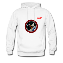 Load image into Gallery viewer, NASA Starline Hoodie - white