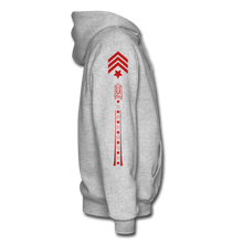 Load image into Gallery viewer, NASA Starline Hoodie - heather gray