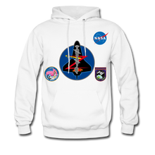 Load image into Gallery viewer, NASA Mission 92 Hoodie - white