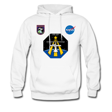 Load image into Gallery viewer, NASA Mission 121 Hoodie - white