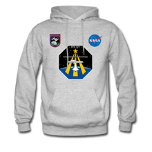 Load image into Gallery viewer, NASA Mission 121 Hoodie - heather gray