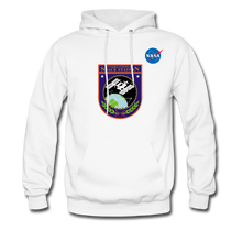Load image into Gallery viewer, NASA ISS Hoodie - white