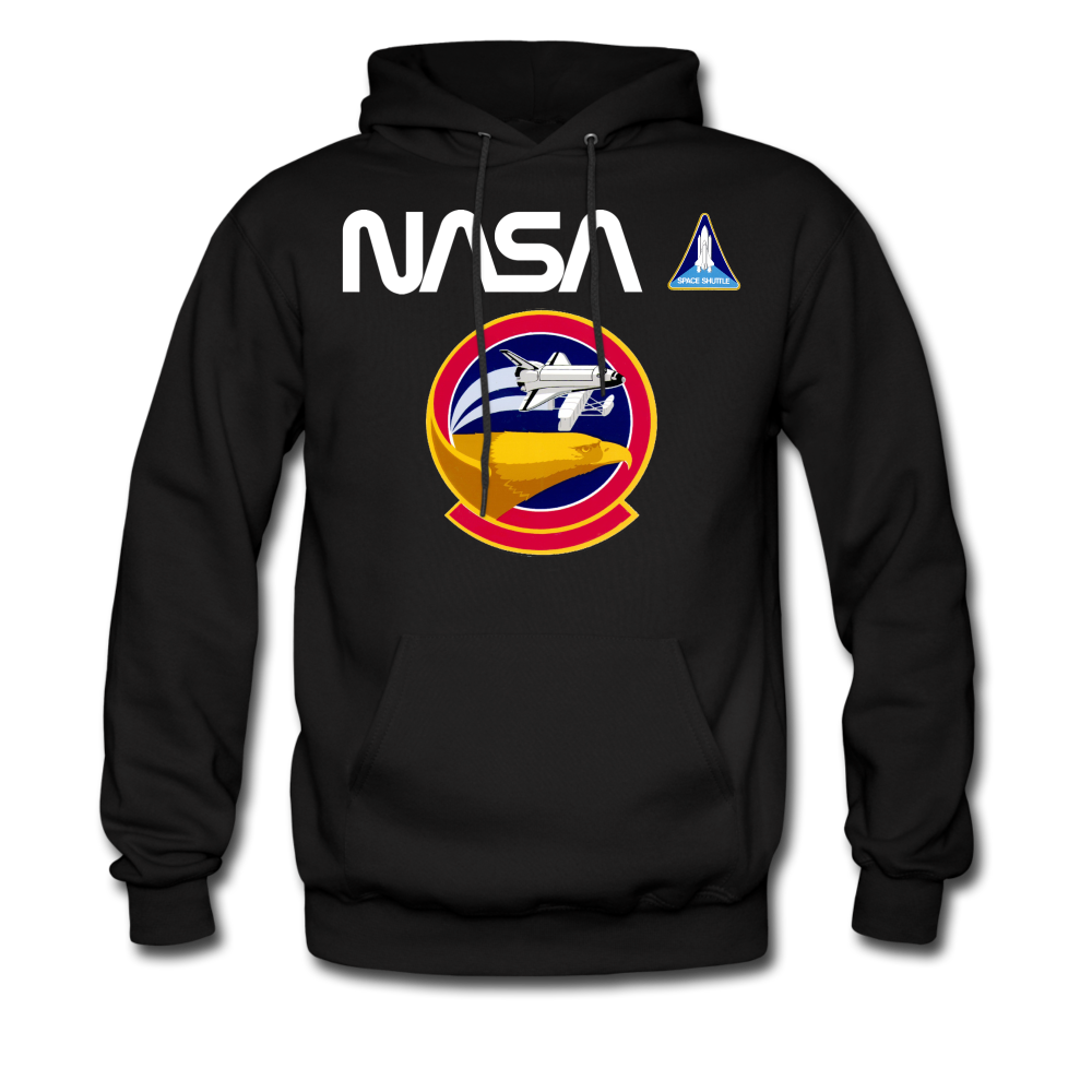 NASA Evolution Hoodie - black